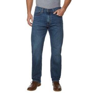 Levi's Men's 505 Regular Fit Straight Leg Jeans